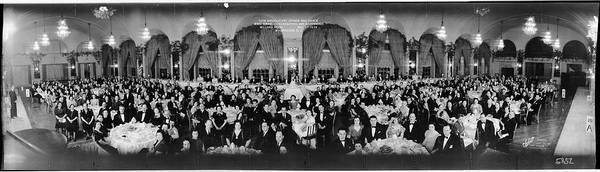 Wall Art - Photograph - 15th Anniversary Dinner And Dance Bnai by Fred Schutz Collection