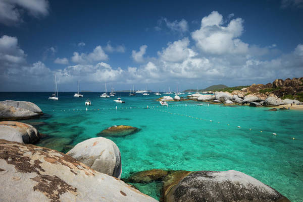 Wall Art - Photograph - British Virgin Islands, Virgin Gorda by Walter Bibikow