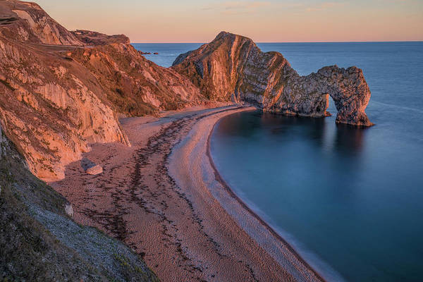 Wall Art - Photograph - Durdle Door - England by Joana Kruse