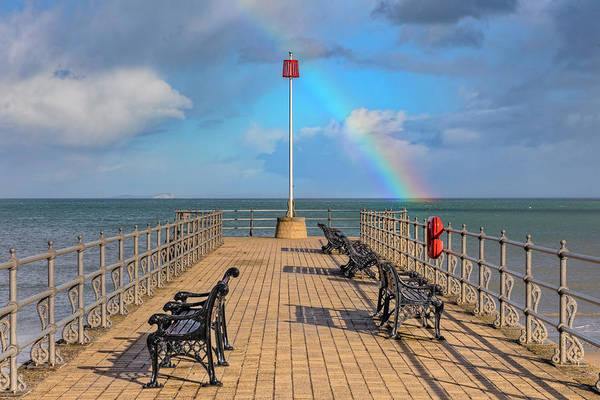 Channel Isles Photograph - Swanage - England by Joana Kruse