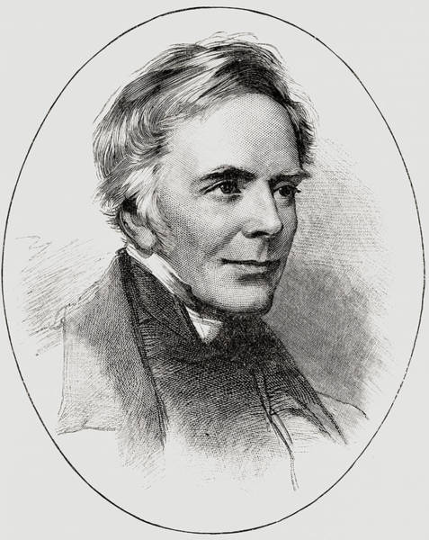 Wall Art - Drawing - John Keble, 1792-1866. English Priest And Poet. by Ken Welsh