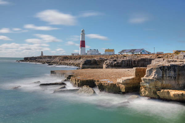Wall Art - Photograph - Portland Bill - England by Joana Kruse