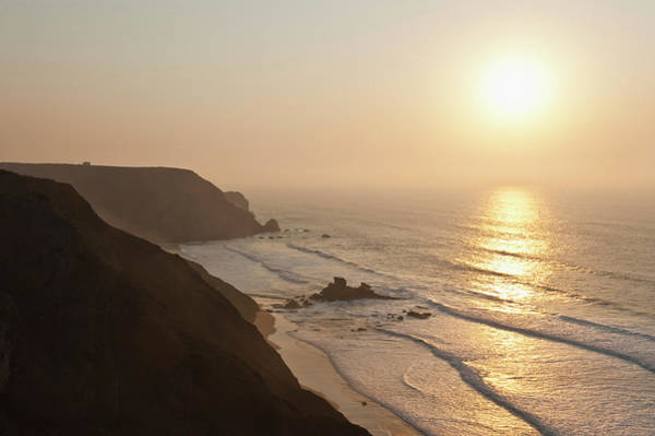 Sagre Wall Art - Photograph - Portugal, Algarve, Sagres, View Of by Westend61