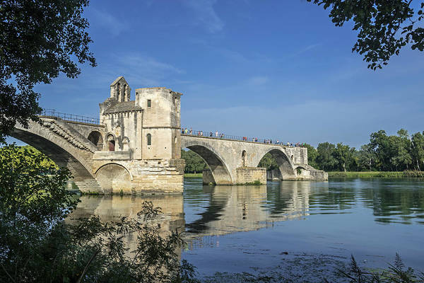 Photograph - Pont D'avignon by Arterra Picture Library