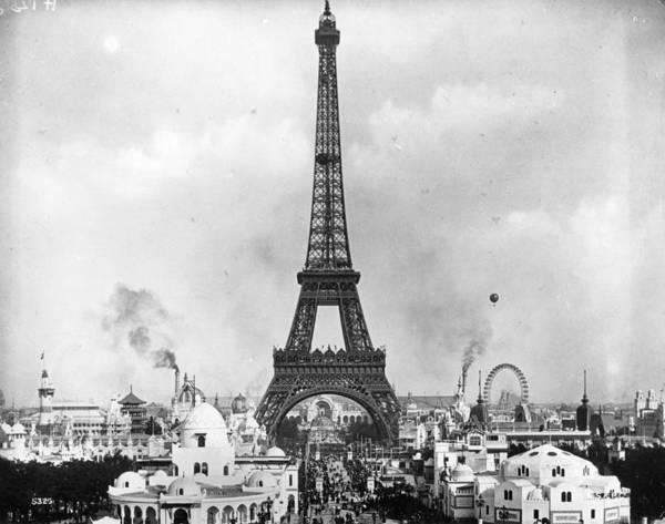 Exhibition Photograph - 1900 Paris Exhibition by London Stereoscopic Company