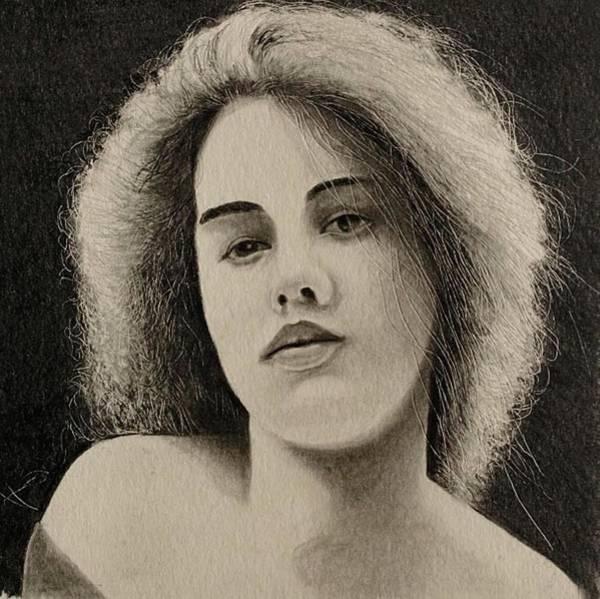 Digital Art - 1902 Actress by Tim Ernst