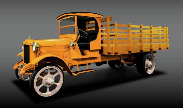 Heavy Duty Truck Wall Art - Photograph - 1926 Acme Model 125 5 Ton Truck  -  1926acme5tonmodel125truckfine171937 by Frank J Benz