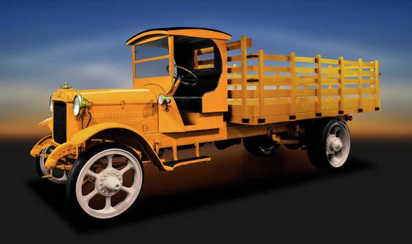 Heavy Duty Truck Wall Art - Photograph - 1926acme5tonmodel125truck1719371926acme5tontruck171937 by Frank J Benz