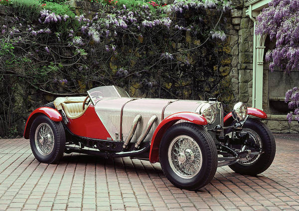 Wealth Photograph - 1929 Mercedes Benz Sskl by Car Culture