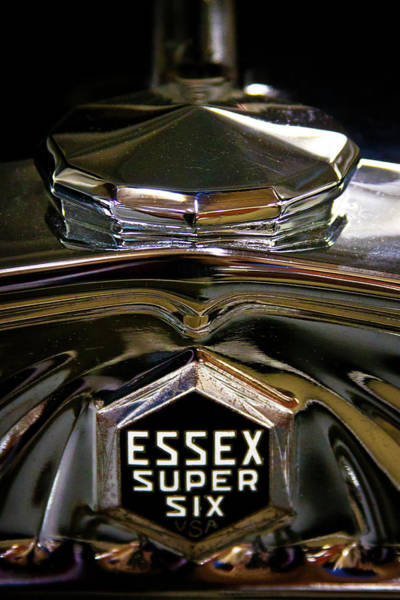 Photograph - 1930 Essex Super Six Coupe by David Patterson