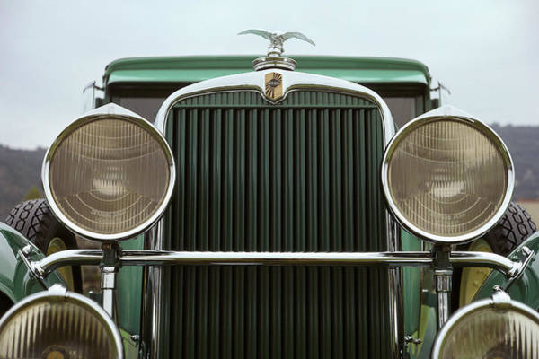 Kitsch Photograph - 1930 Nash 482-r Coupe by Car Culture