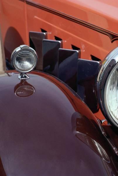 Wall Art - Photograph - 1930 Packard Model 7-34 Speedster by Car Culture
