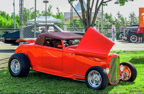 Photograph - 1930s Ford Highboy by Ken Morris