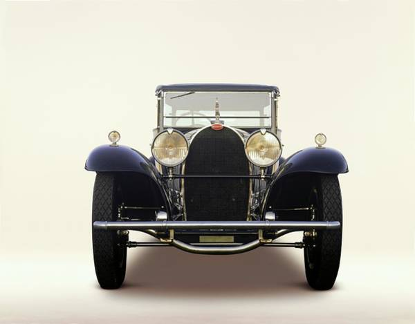 Sport Car Photograph - 1931 Bugatti La Royale Type 41 Berline by Car Culture