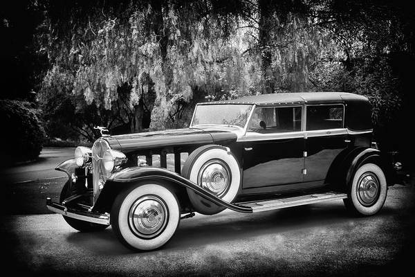 Wall Art - Photograph - 1931 Buick by Paul W Faust - Impressions of Light