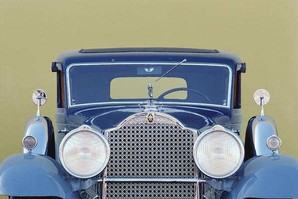Photograph - 1931 Packard Sport Sedan by Car Culture