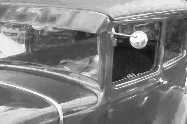 Photograph - 1932 Ford Tudor Sedan 002 by Rich Franco
