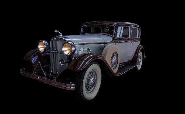Photograph - 1932 Lincoln Sedan Horizontal by TL Mair