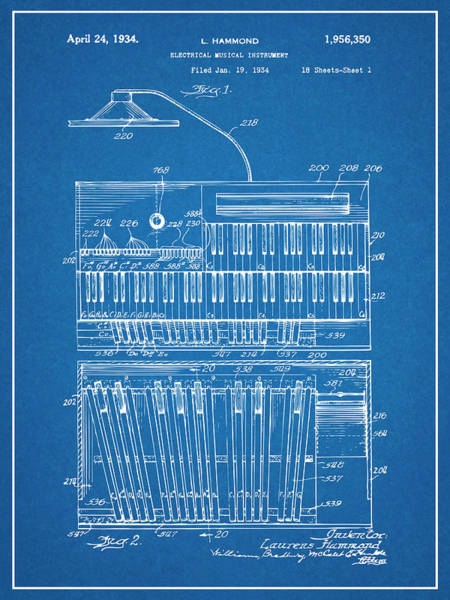 Pipe Organ Drawings | Fine Art America