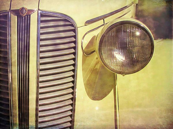 Wall Art - Photograph - 1937 Dodge Gritty by David King