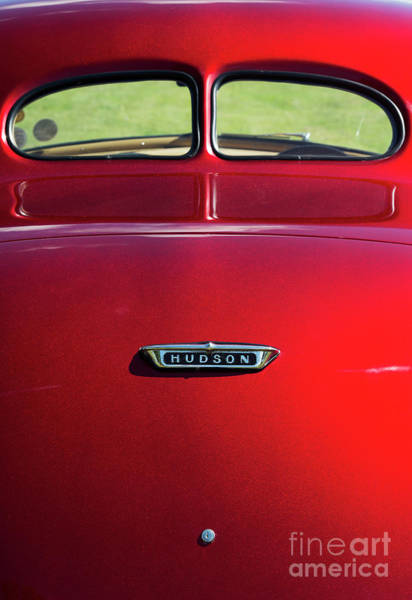 Wall Art - Photograph - 1938 Hudson 112 Coupe  by Tim Gainey