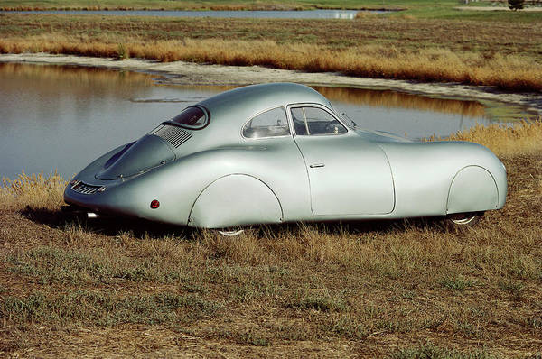 Sport Car Photograph - 1939 Porsche 60k10 by Car Culture