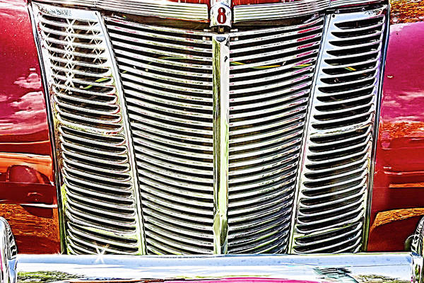 Photograph - 1940 Ford  by Bill Gallagher