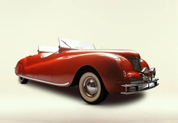 Photograph - 1941 Chrysler Newport Dual Cowl Phaeton by Car Culture