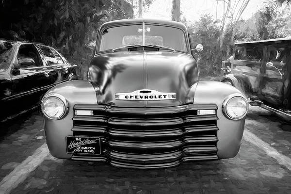 Photograph - 1947 Chevrolet 3100 Pickup Truck 100 by Rich Franco
