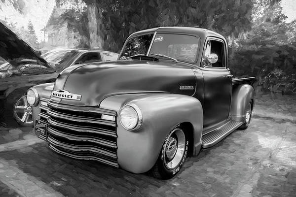 Photograph - 1947 Chevrolet 3100 Pickup Truck 102 by Rich Franco
