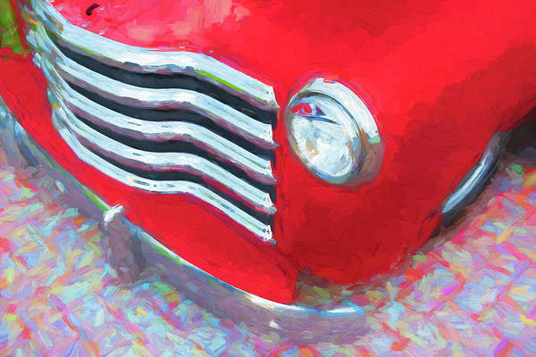 Photograph - 1947 Chevrolet 3100 Pickup Truck 105 by Rich Franco