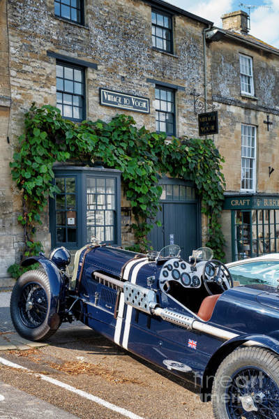 Photograph - 1948 Bentley In Burford by Tim Gainey
