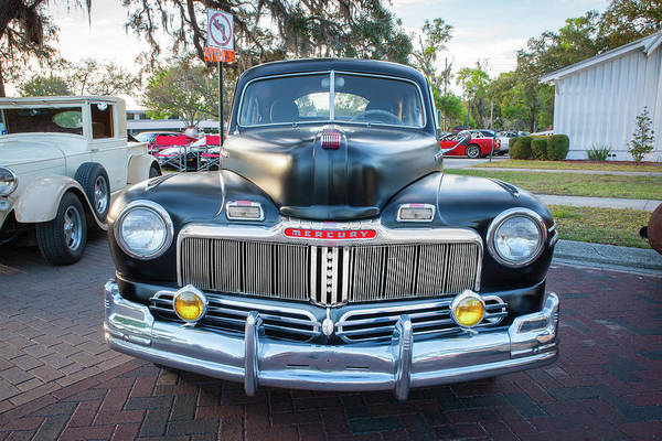 Wall Art - Photograph - 1948 Mercury 2 Door Club Coupe 105   by Rich Franco