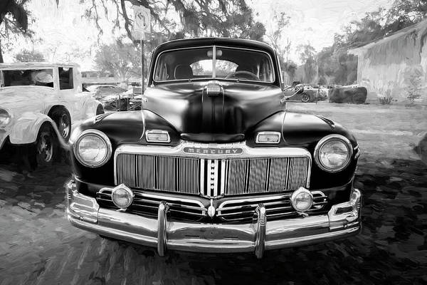 Wall Art - Photograph - 1948 Mercury 2 Door Club Coupe  107  by Rich Franco