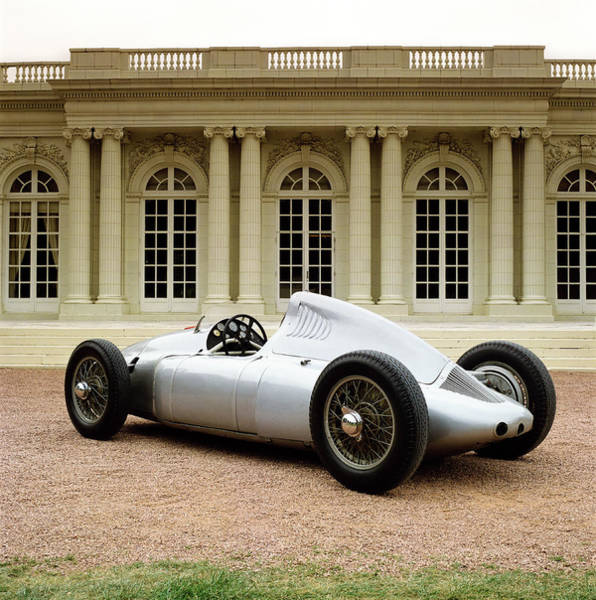 Sport Car Photograph - 1948 Porsche Type 360 Cisitalia Grand by Car Culture