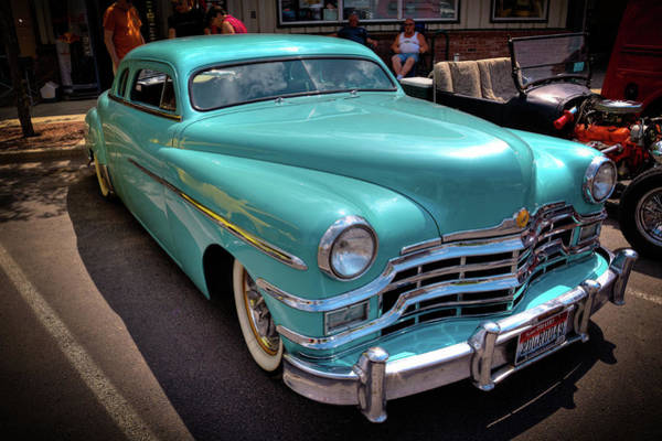 Photograph - 1949 Chrysler Highlander by David Patterson