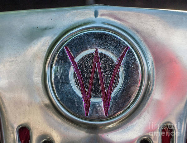 Wall Art - Photograph - 1949 Willys Jeepster by Tony Baca