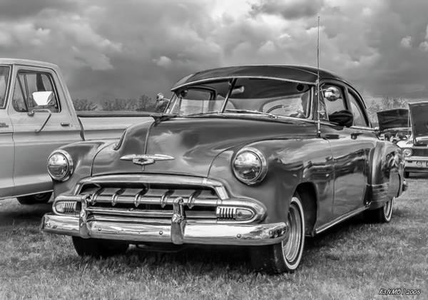 Digital Art - 1951 Chevrolet by Ken Morris