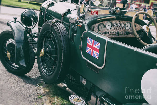 Photograph - 1952 Bentley Mk Vi Special by Tim Gainey