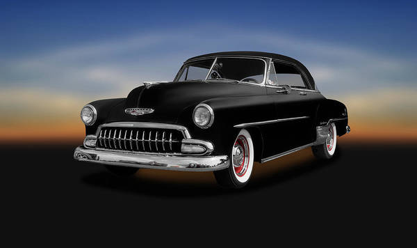 Wall Art - Photograph - 1952 Chevrolet Deluxe Hardtop Coupe  -  1952chevroletdeluxehardtopcoupe140529 by Frank J Benz