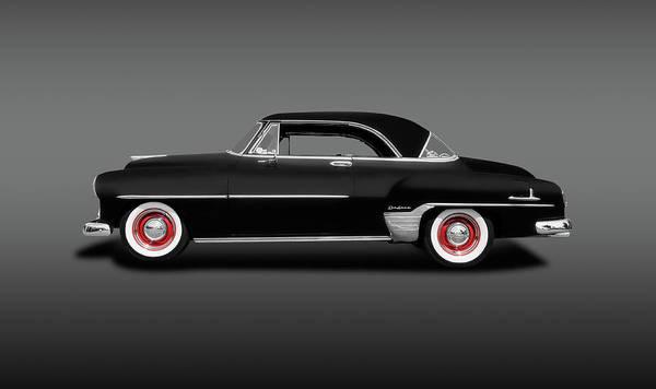 Wall Art - Photograph - 1952 Chevrolet Deluxe Hardtop Coupe  -  1952chevydeluxehdtpcoupefa140526 by Frank J Benz