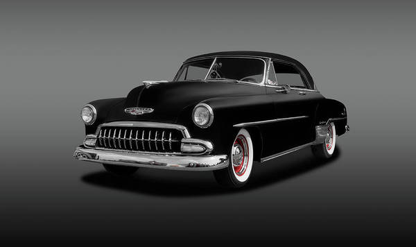 Wall Art - Photograph - 1952 Chevrolet Deluxe Hardtop Coupe  -  1952chevyhardtopdeluxecpefa140529 by Frank J Benz