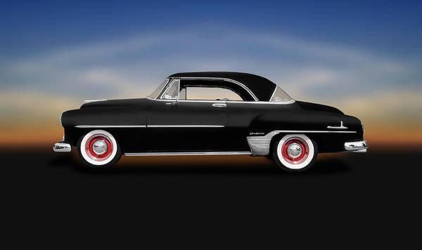 Wall Art - Photograph - 1952 Chevrolet Deluxe Hardtop Coupe  - 1952chevroletdeluxehardtopcoupe140526 by Frank J Benz
