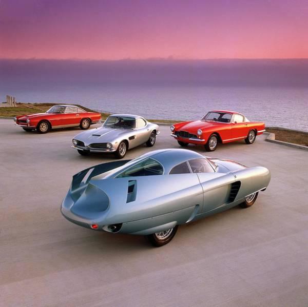 Luxury Photograph - 1954 Alfa Romeo B.a.t. Car Bodies By by Car Culture