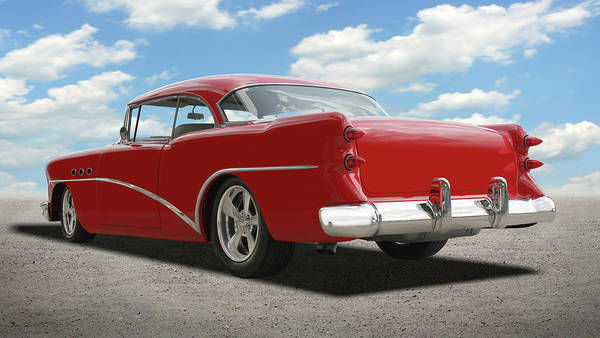 Wall Art - Photograph - 1954 Buick Special by Mike McGlothlen