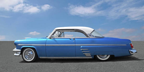 Photograph - 1954 Ford Mercury Monterey by Gill Billington