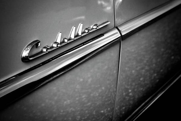 Photograph - 1955 Cadillac by Eric Christopher Jackson
