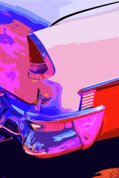 1955 Chevy Digital Art - 1955 Chevrolet Delray by Bruce Horvath