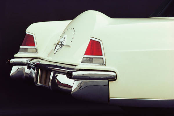 Car Part Photograph - 1956 Lincoln Continental Mark II by Car Culture