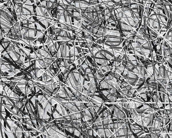 Digital Art - 1957 by Ely Arsha